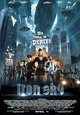 Iron Sky – DVDRIP LATINO