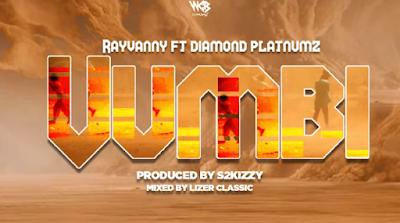 Download Audio  | Rayvanny Ft Diamond Platnumz - Vumbi