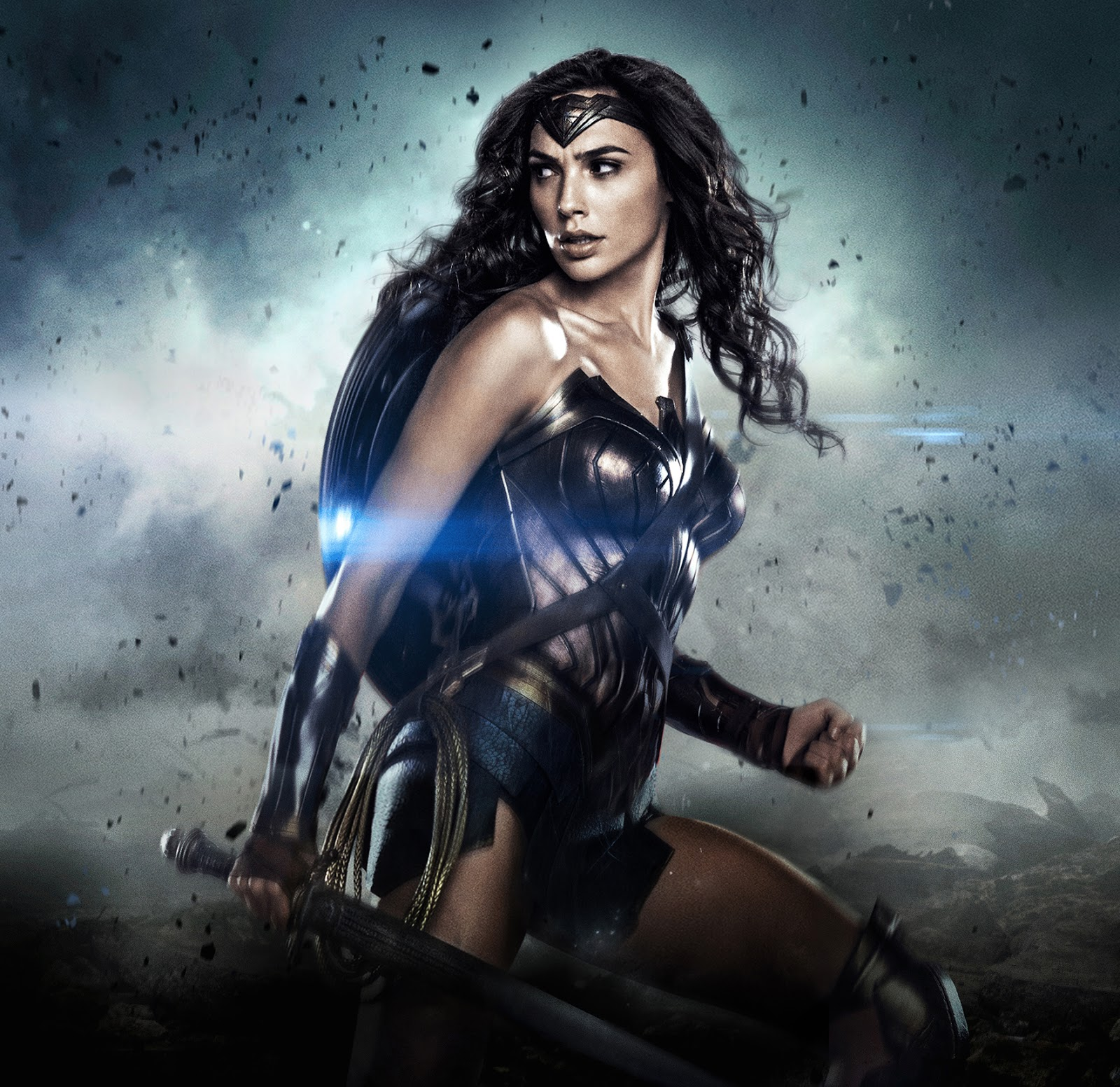 WONDER WOMAN - PELICULA