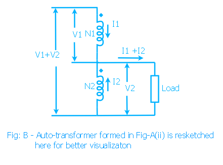 Electrical Systems: Autotransformer