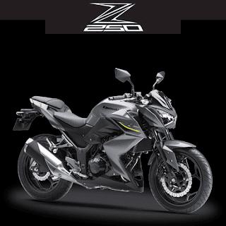 Kredit Motor Murah Kawasaki Z-250 Terbaru