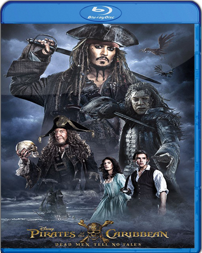 Pirates of the Caribbean: Dead Men Tell No Tales [2017] [BD25] [Latino] [V2]