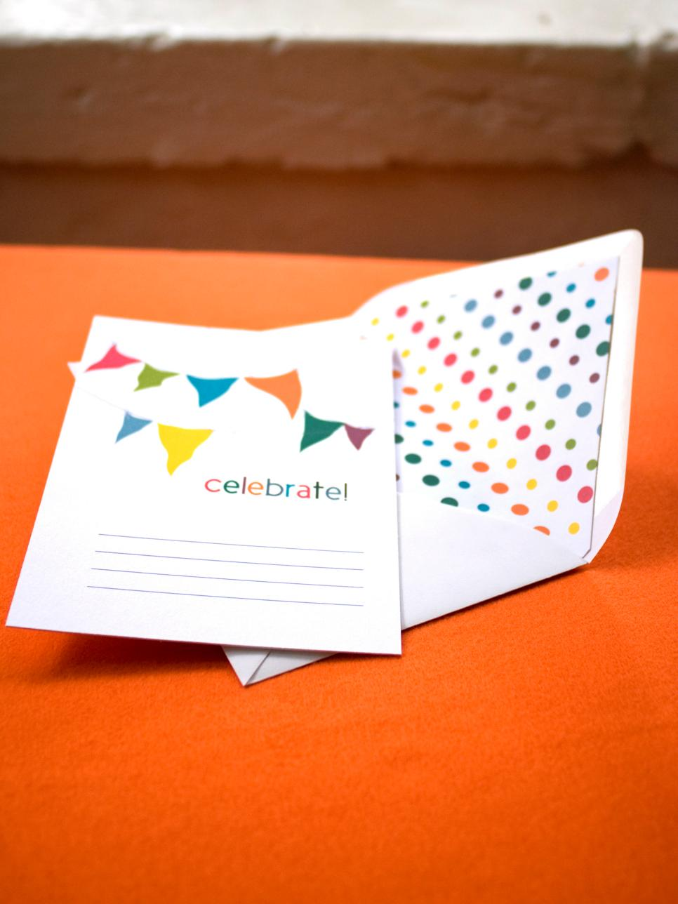 Interior Design: Printable Party Invitations for Any Occasion