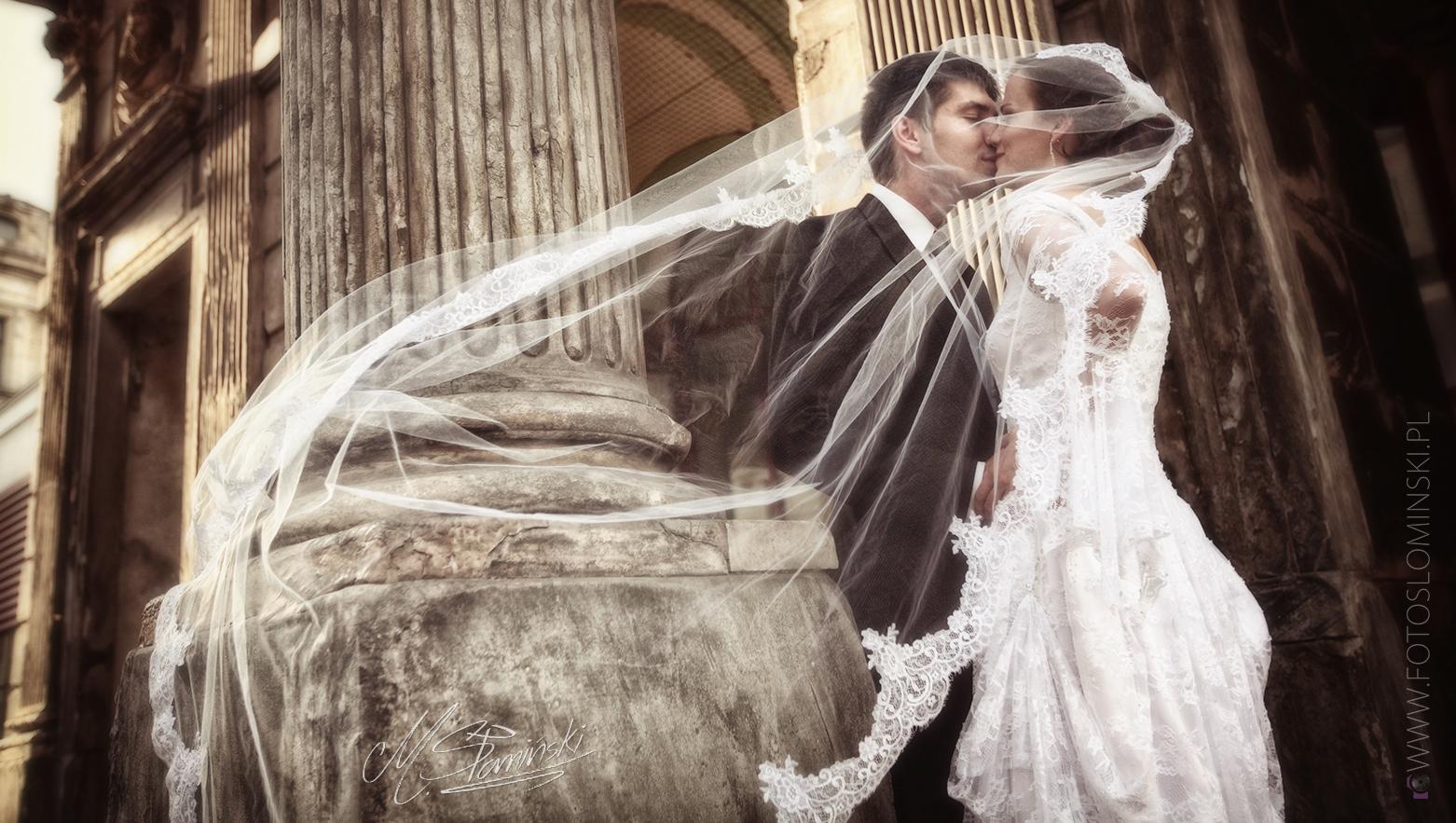 Welon ślubny ? Jak wybrać i jakie ma znaczenie na sesji ślubnej ?
