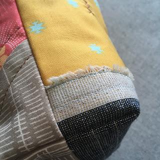 Robert Kaufman Essex Yarn Dyed metallic fabric