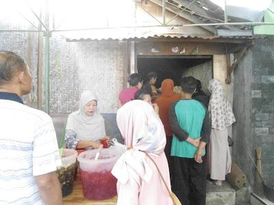 Pesona Ramadan 2018 : Jajanan Kuliner Kicak, Serabi Pisang dan Kacang Bumbon Kauman Jogjakarta