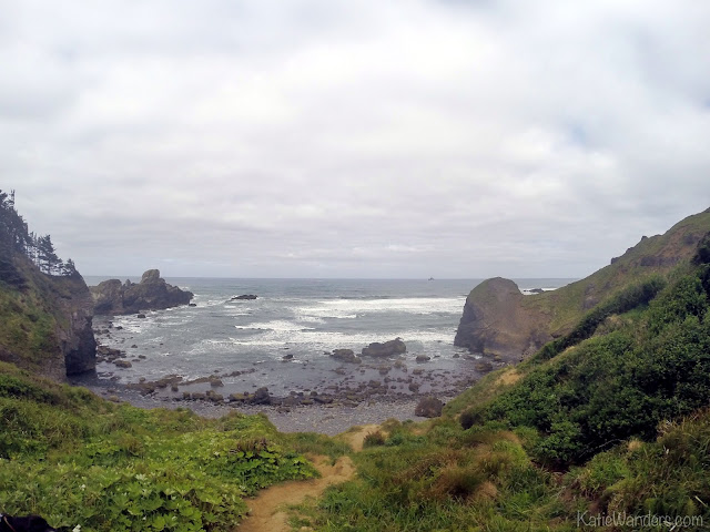 Cove at Ecola State Park