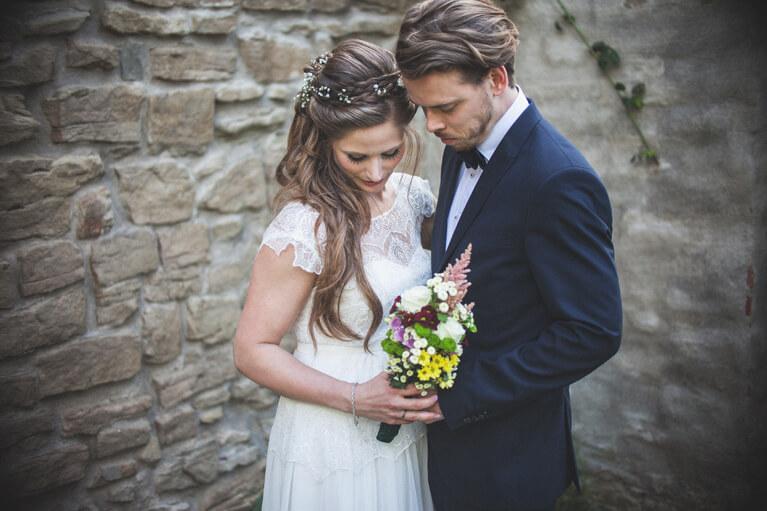 Steffi S Hochzeitsblog Detailverliebte Diy Hochzeit Im Kloster Posa