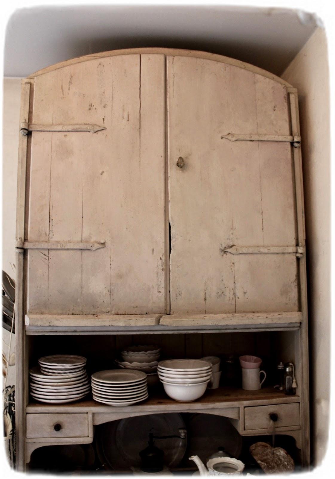 Meas Vintage Vorher Nachher Ein Schloss Schrank Aus Der Provence