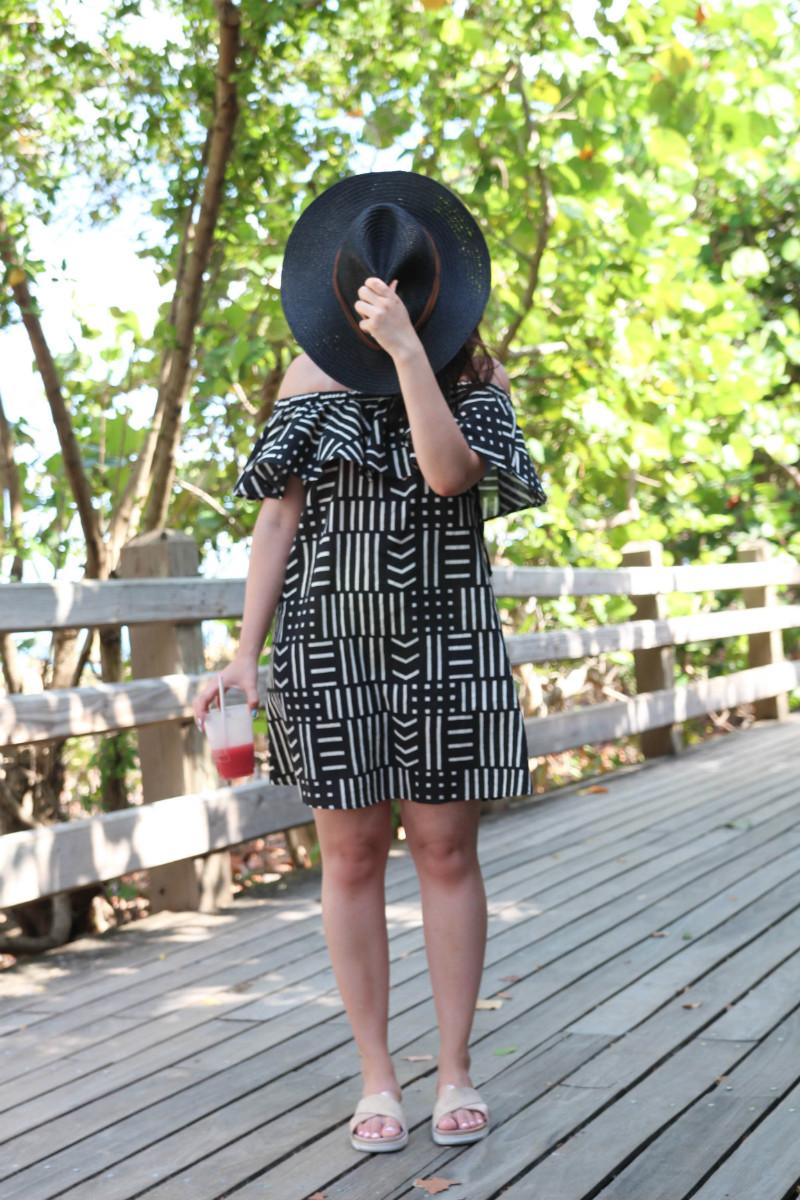 Madewell Rio Cover-Up Dress Live Laugh Linda Quinones