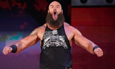 Braun Strowman gets props for promoting hand hygiene to prevent disease spread.