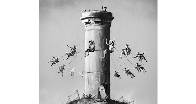 banksy-palestine-poster-gratis-somos-designers-00 Banksy makes available its latest work for all to download templates