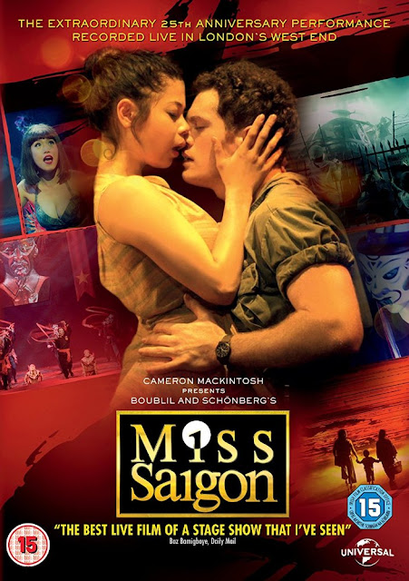 Miss Saigon: 25th Anniversary (2016) ταινιες online seires oipeirates greek subs