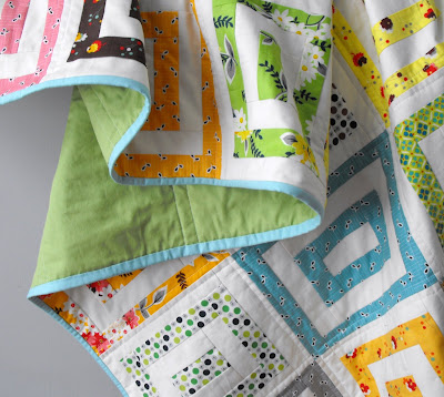 Fussy Cut Apple Crate A Quilt Tutorial