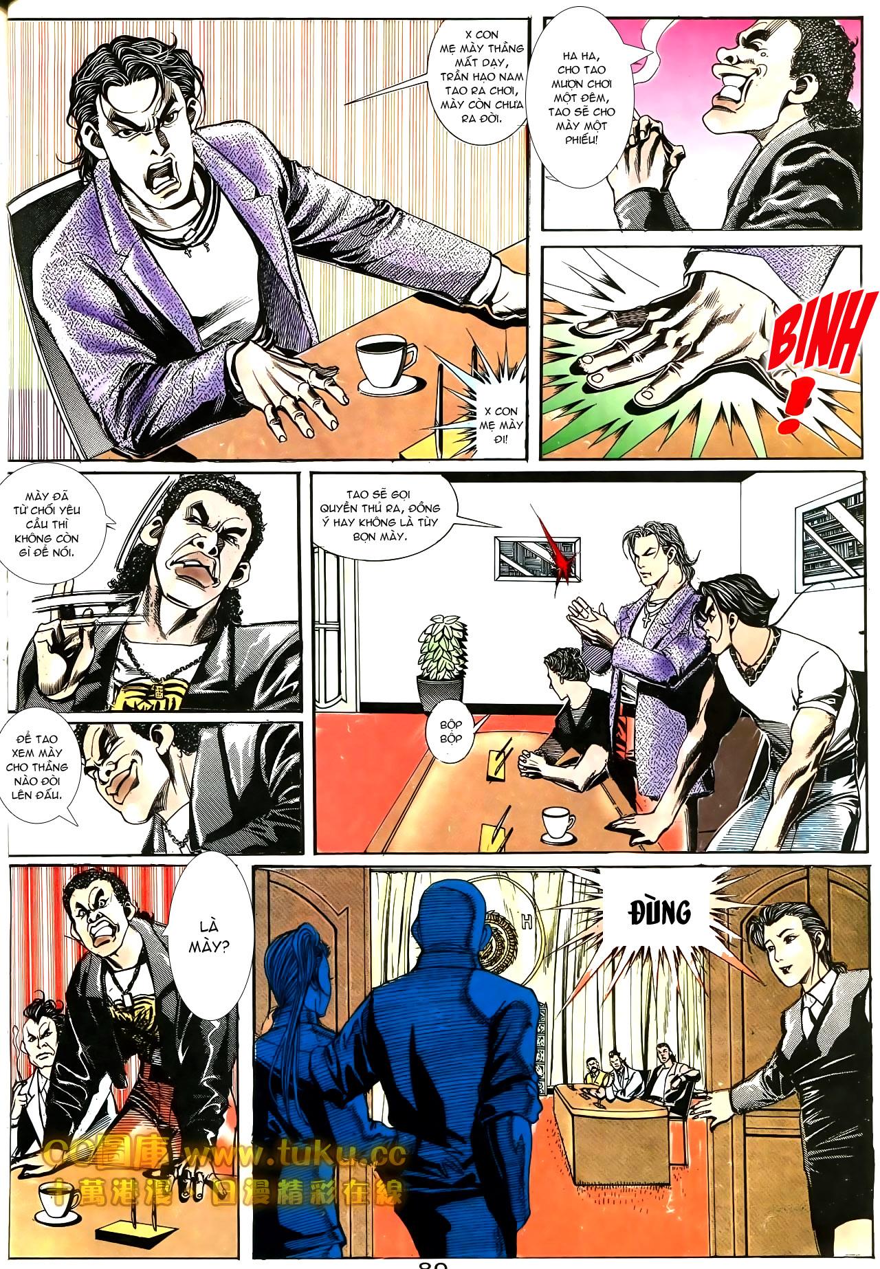 Người Trong Giang Hồ chapter 187: huynh đệ tình trang 17