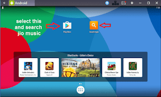 jio music app for pc