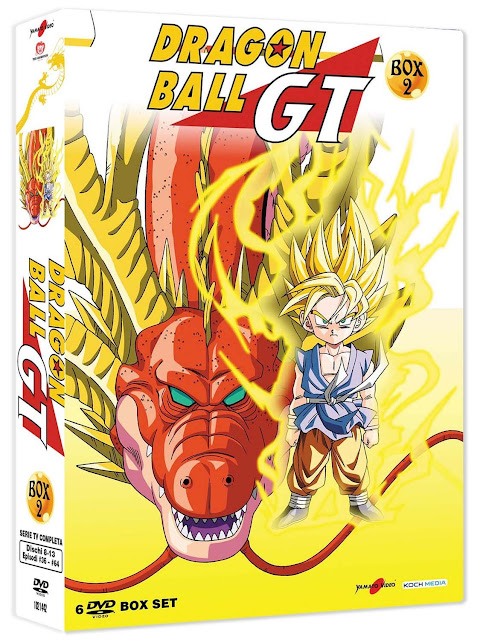 Dragon Ball GT: Vol 2 Home Video