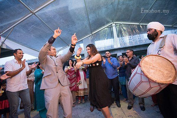 indian wedding reception malaysia