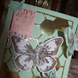 Paper Lace n Card Nook: Butterfly Spring Card.