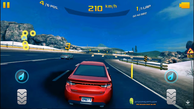 Asphalt 8 APK Download latest version images 2018