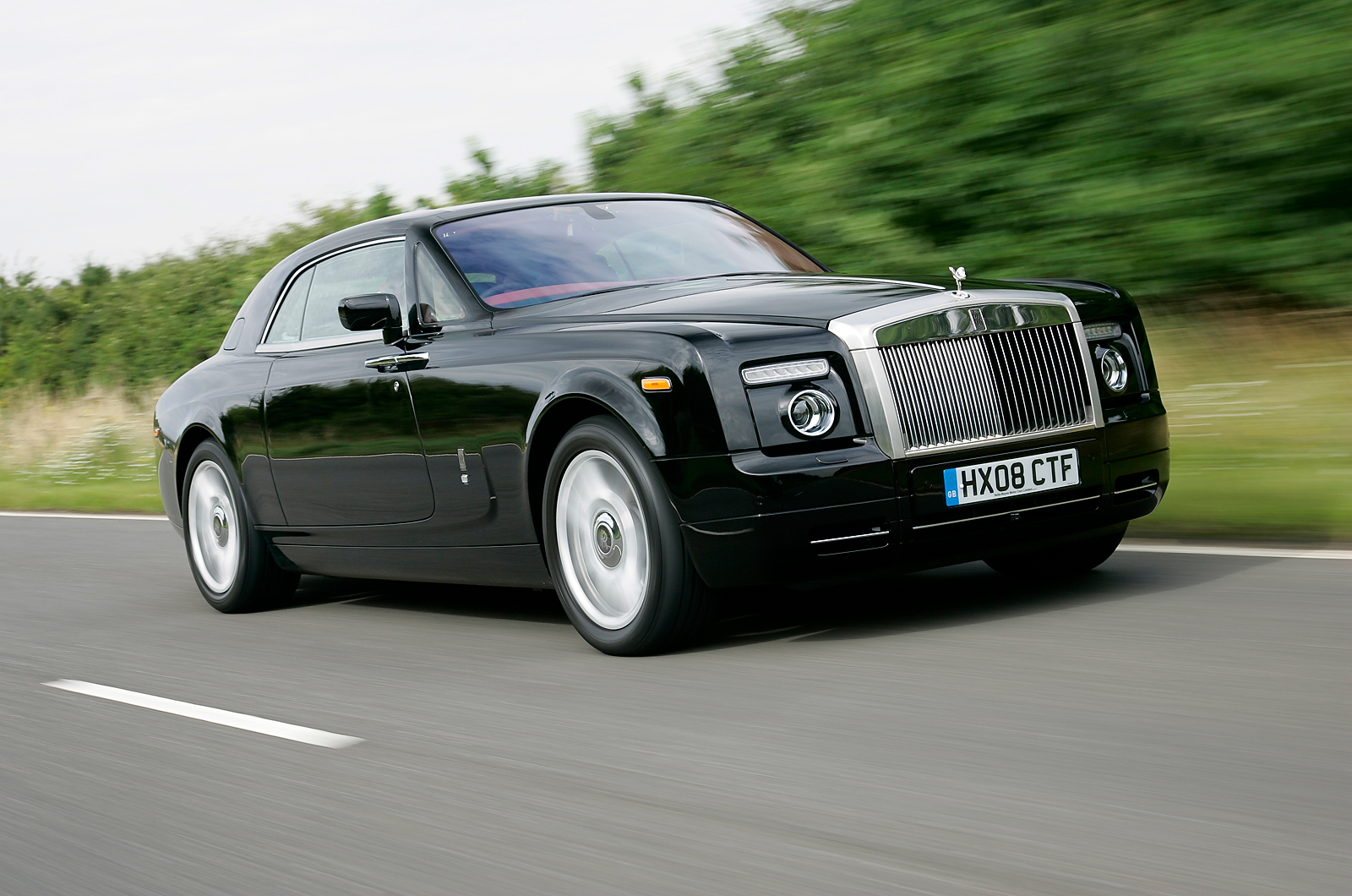 HD Cars Wallpapers: Rolls Royce Phantom