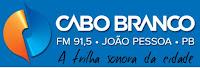 Rádio Cabo Branco FM 91,5 de João Pessoa - Paraíba