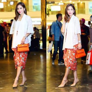 Bunga Zainal Artis Cantik FTV
