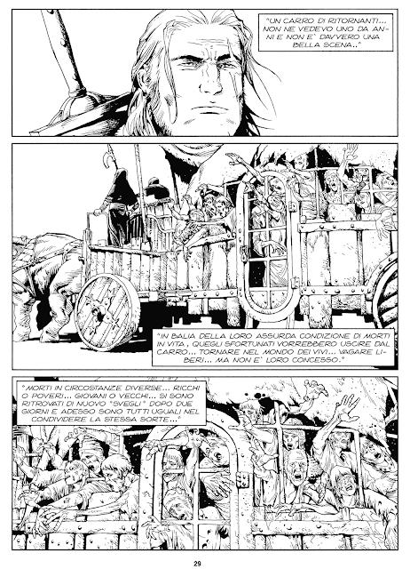 Dragonero #5: Il raduno degli scout (pagina 29)