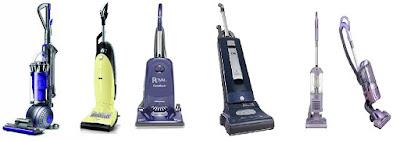 Upright Vacuum Cleaners Miele, Riccar, Dyson, Sebo, Royal, Shark, Cirrus