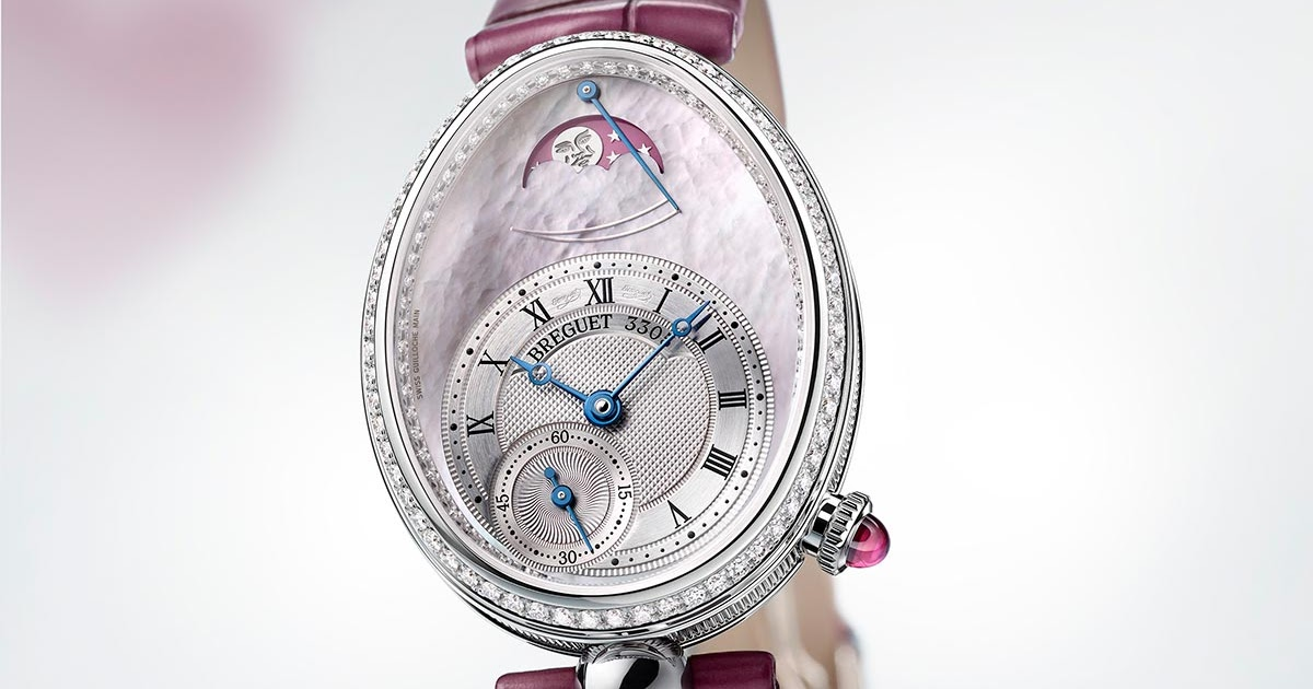 The world's first wristwatch: Breguet