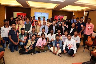 Muthoot M George Foundation felicitates 10th standard toppers of 150 government schools across Mumbai
