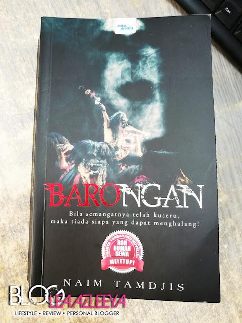 Review Novel | Barongan