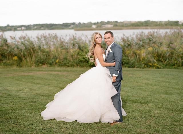 Lauren Daversa Events Real Moment Danielle Amp Kyles Montauk Wedding
