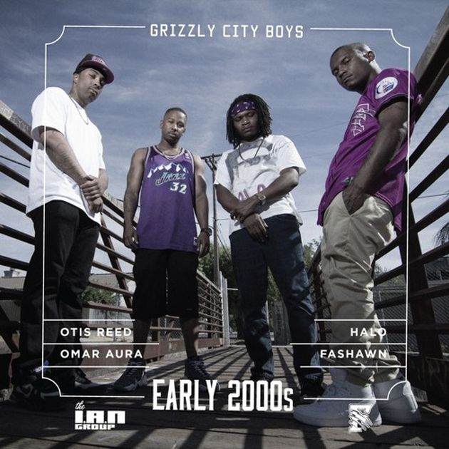 Fashawn & The Grizzly City Boys - Early 2000s