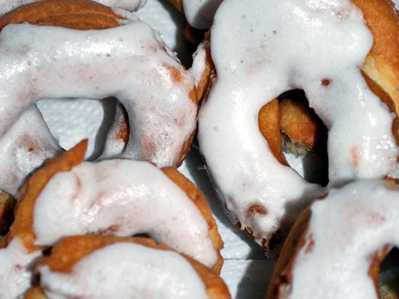 Roscas Blancas. Desafío Cooking