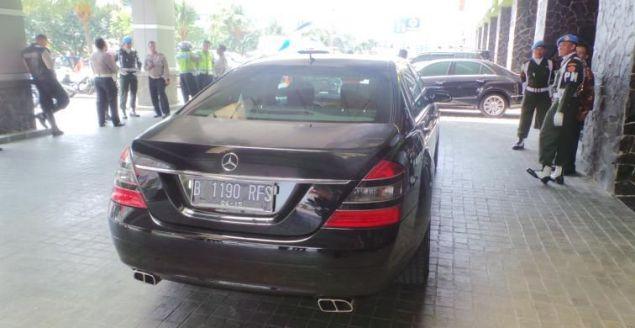 Penjelasan Pihak SBY soal Pinjaman Mobil Dinas Presiden
