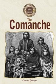 Livro – Comanches - Charles George