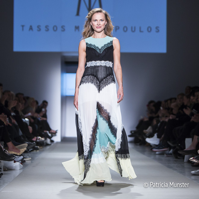 Greta Tseti for Tassos Mitropoulos Starwalk AXDW
