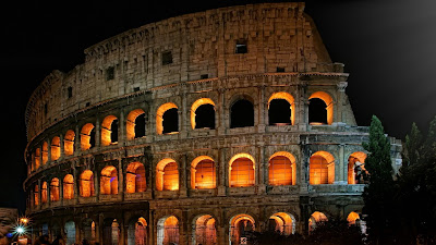 Colosseum 7 Wounder of World