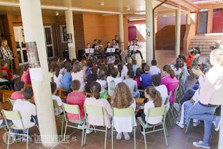 Conciertos didácticos en El Pinar