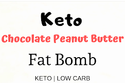 Easy Chocolate Peanut Butter Keto Fat Bomb Recipe