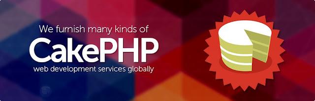 CakePHP blog post banner