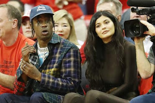 Travis Scott Surprises Kylie Jenner With A House Full of Roses