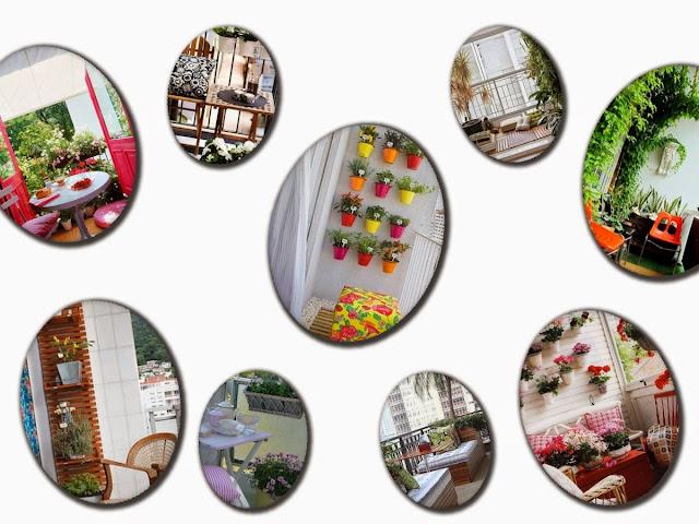 Small Balcony/Veranda Decorating Ideas