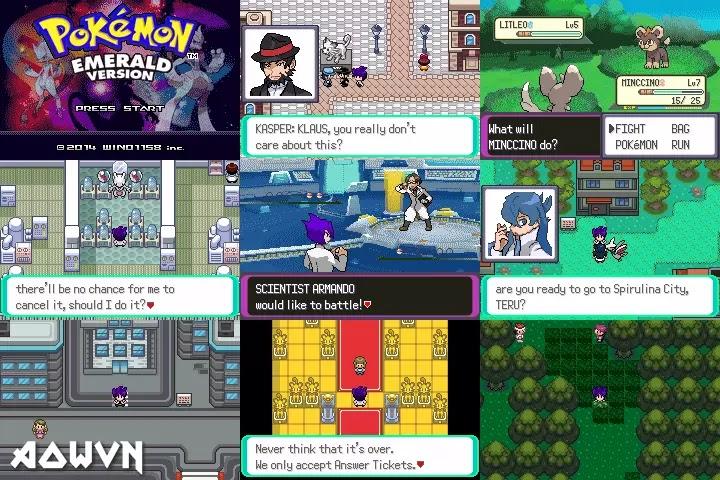 AowVN Pokemon%2B%25287%2529 - [ GBA ] Chơi Pokemon trên Android & PC , I phone , Java , s60 qua giả lập - Cực Hay