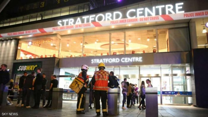 لندن.. إصابة 6 أشخاص في هجوم بمادة حارقة