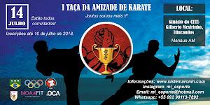 Taça Amizade de Karate
