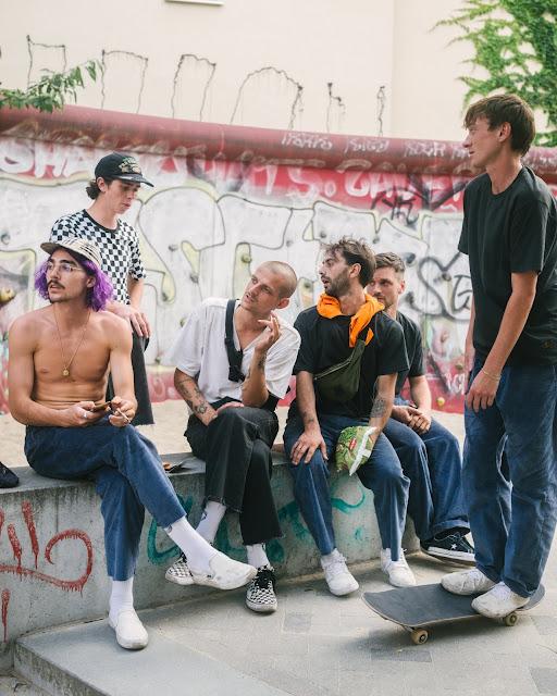 LEVI'S SKATEBOARDING presenta Berlín Bound