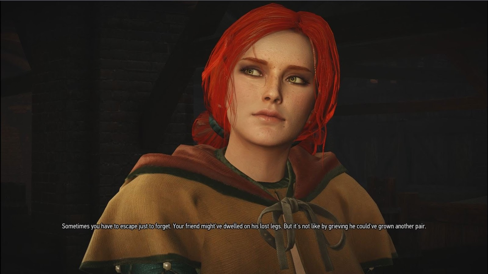how to start now or never witcher 3