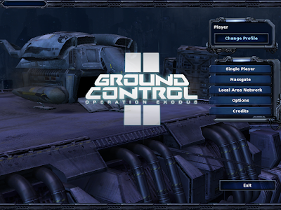 Ground Control 2 Operation Exodus PC Game